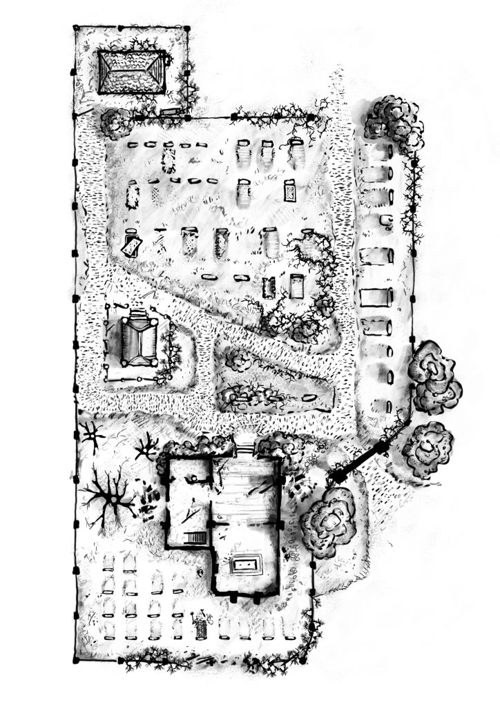 Issue 2 Cemetery
