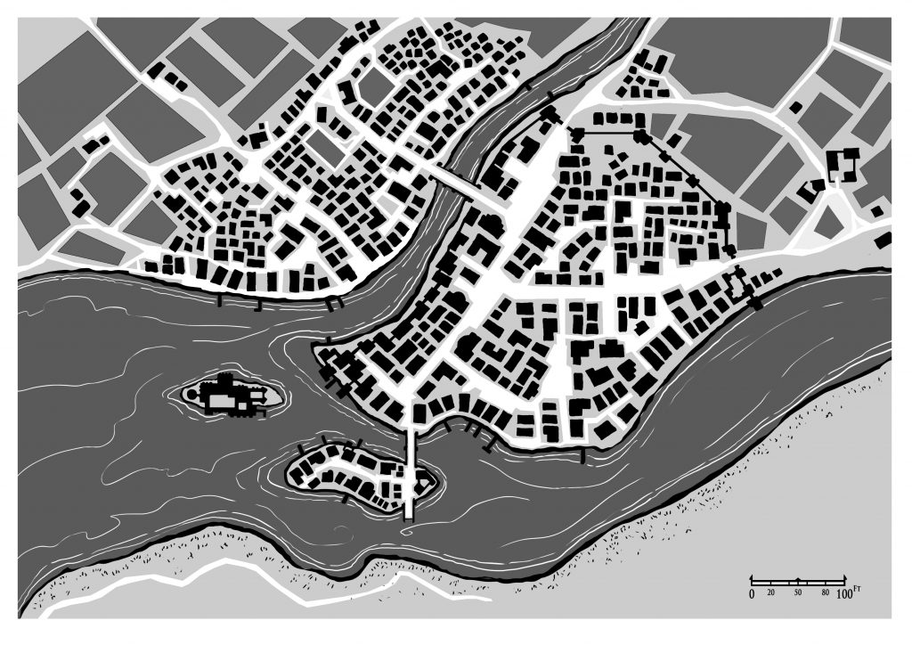 Town of Riverbend Map